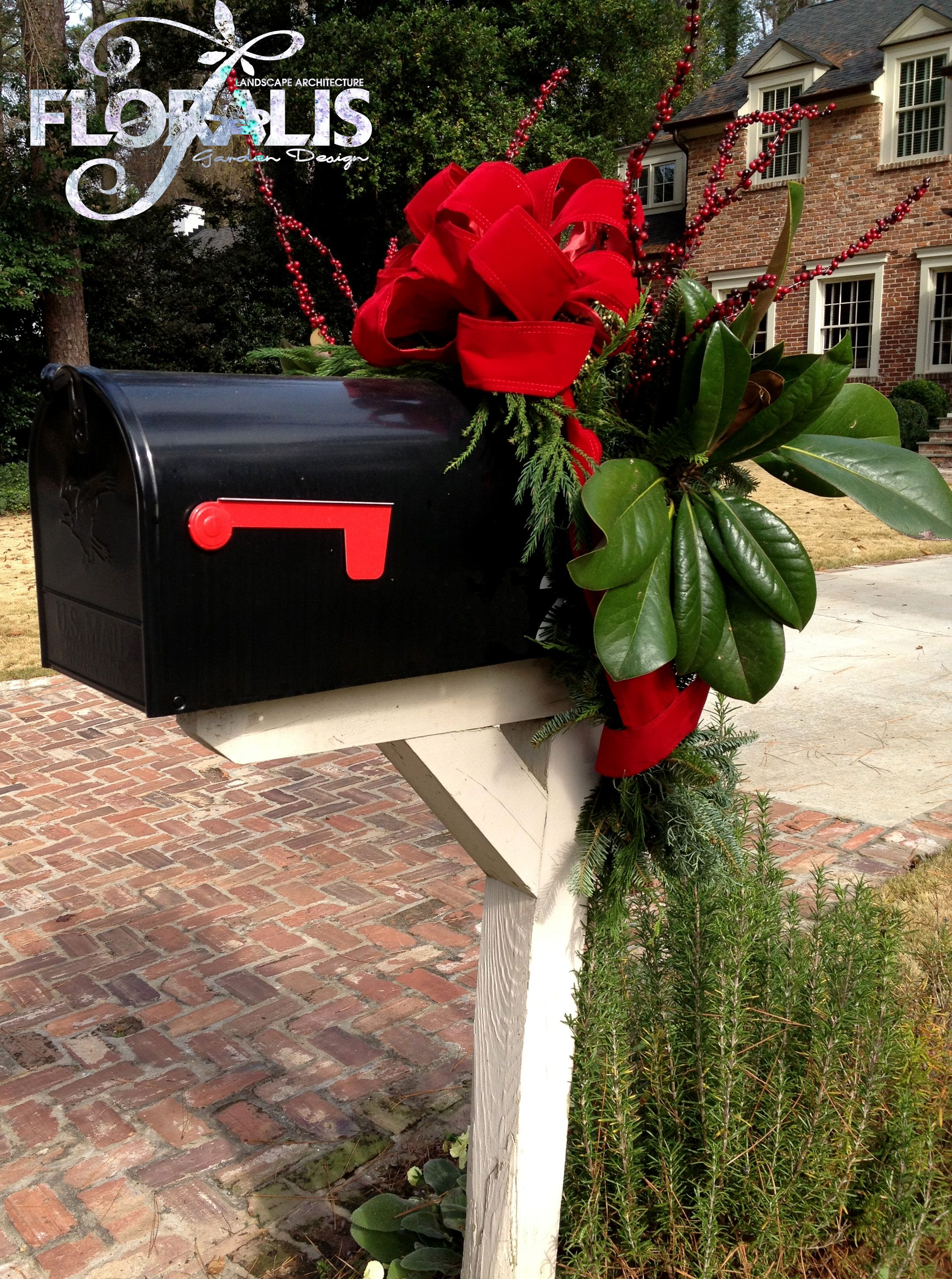 28 Best Mailbox Christmas Decorations Christmas