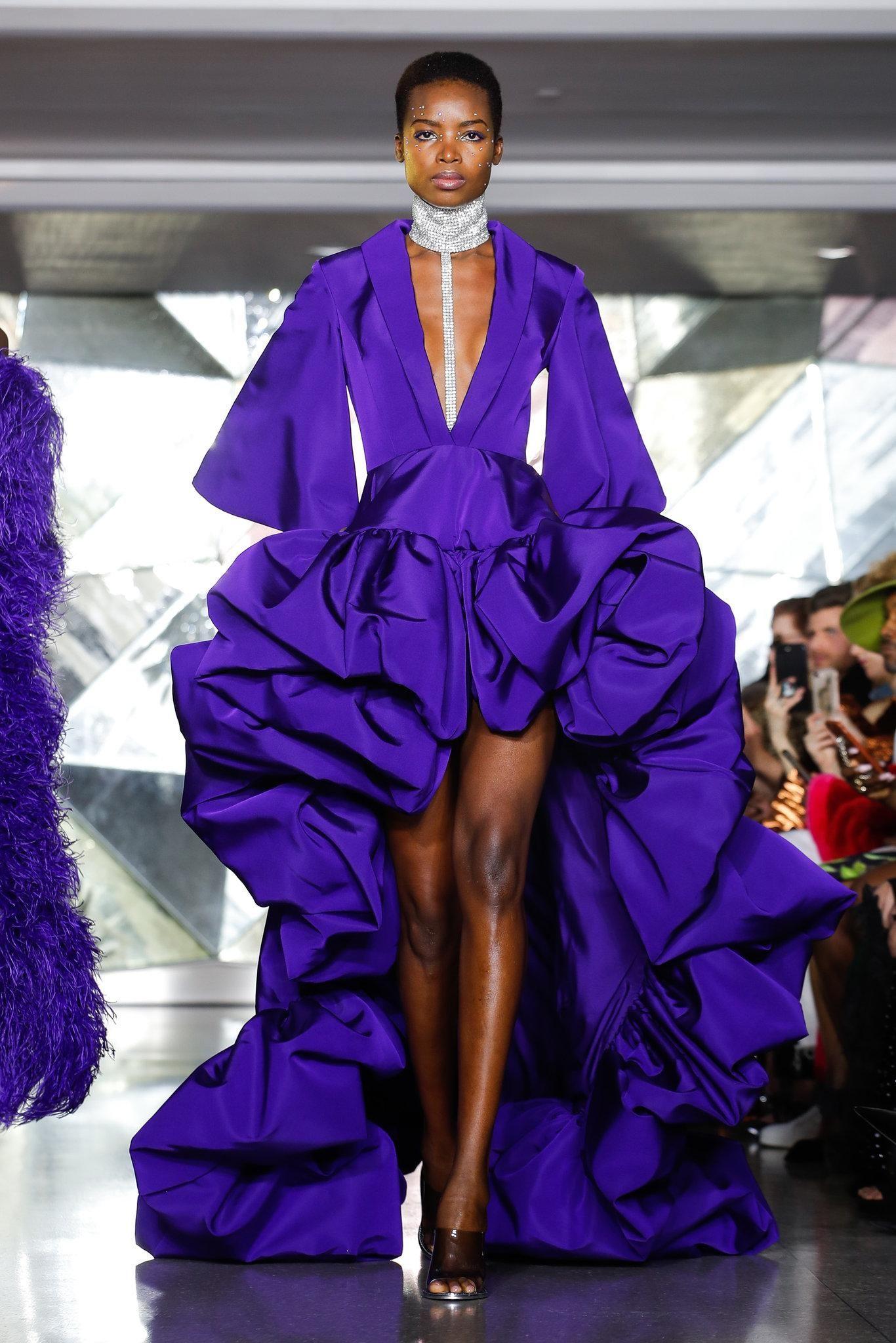 Nyc Fashion Week 2020.Christian Siriano Fall 2019 Nyc Fashion Week In 2019