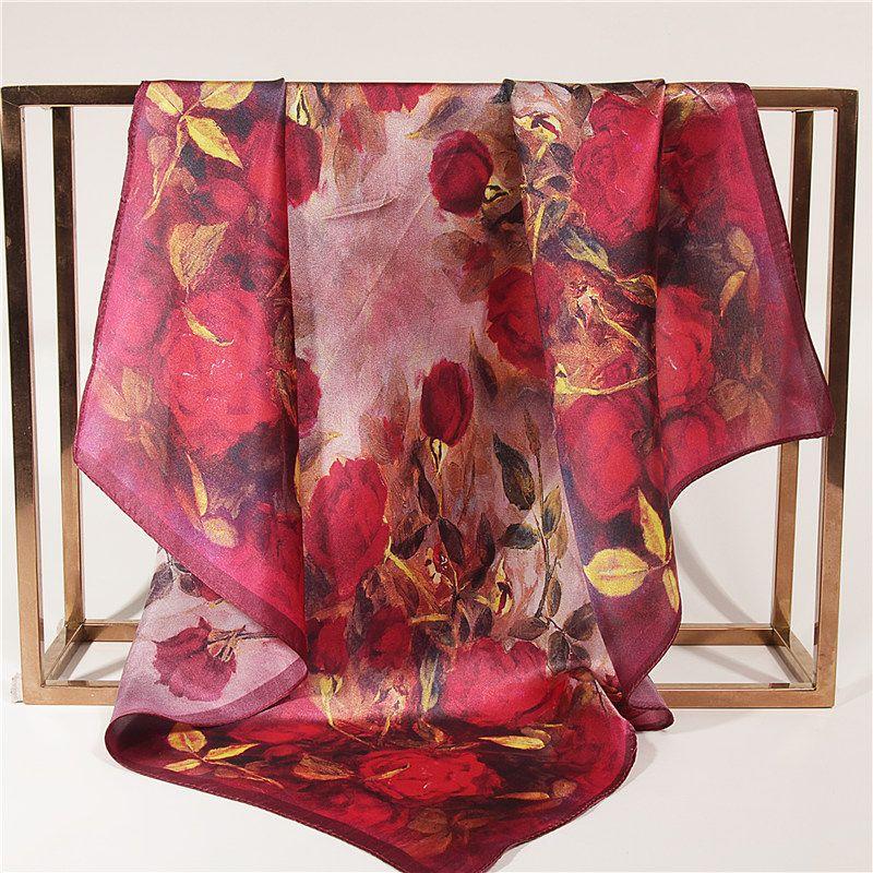 silk nail wraps silk foulard fabric   Silk Scarves & Wraps ...