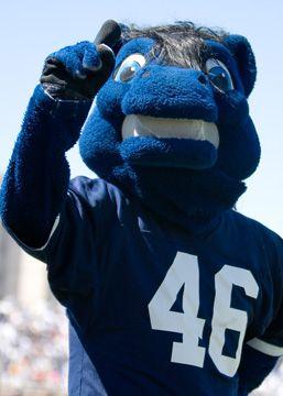 UC Davis Aggies mascot, Gunrock.