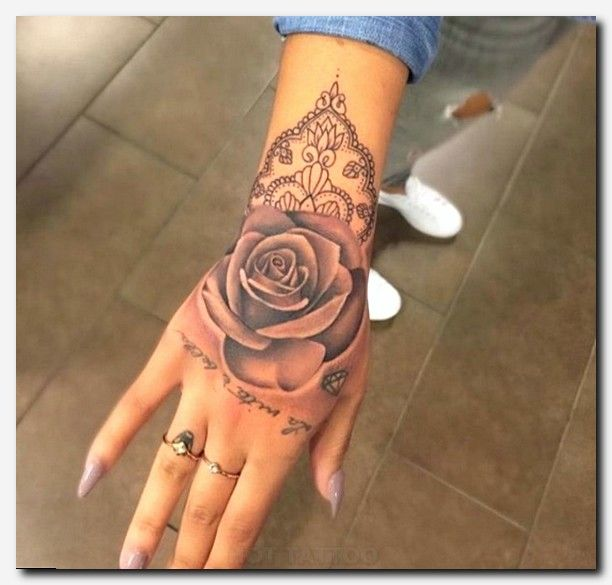 Various Tattoo Designs For Your Body: #rosetattoo #tattoo Rose And Flower Tattoos, Different