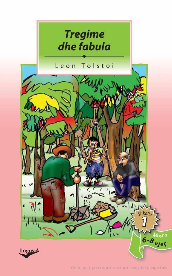 Tregime Dhe Fabula Leon Tolstoi Lev Nikolaevic Tolstoi Bedri