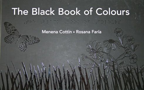 the black book of colors - Google Search | Children\'s Books every ...