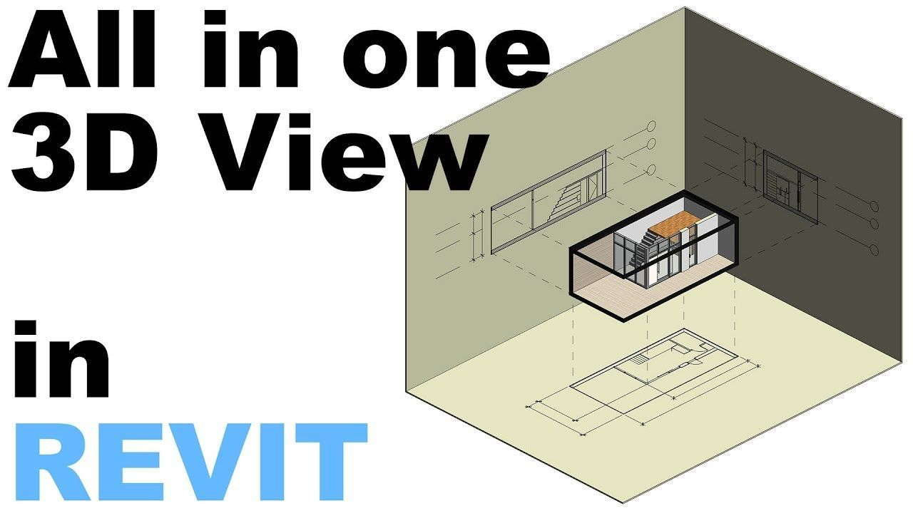 All in One 3D Isometric Architecture Presentation Tutorial  All in One 3D Isometric Architecture Presentation Tutorial