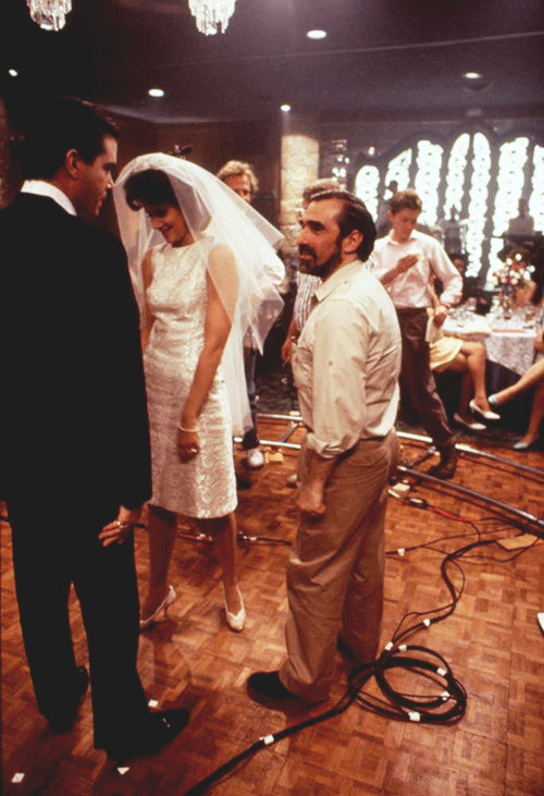 Martin Scorsese Behind The Scenes Of Goodfellas 1990 Goodfellas Movie Martin Scorsese Goodfellas