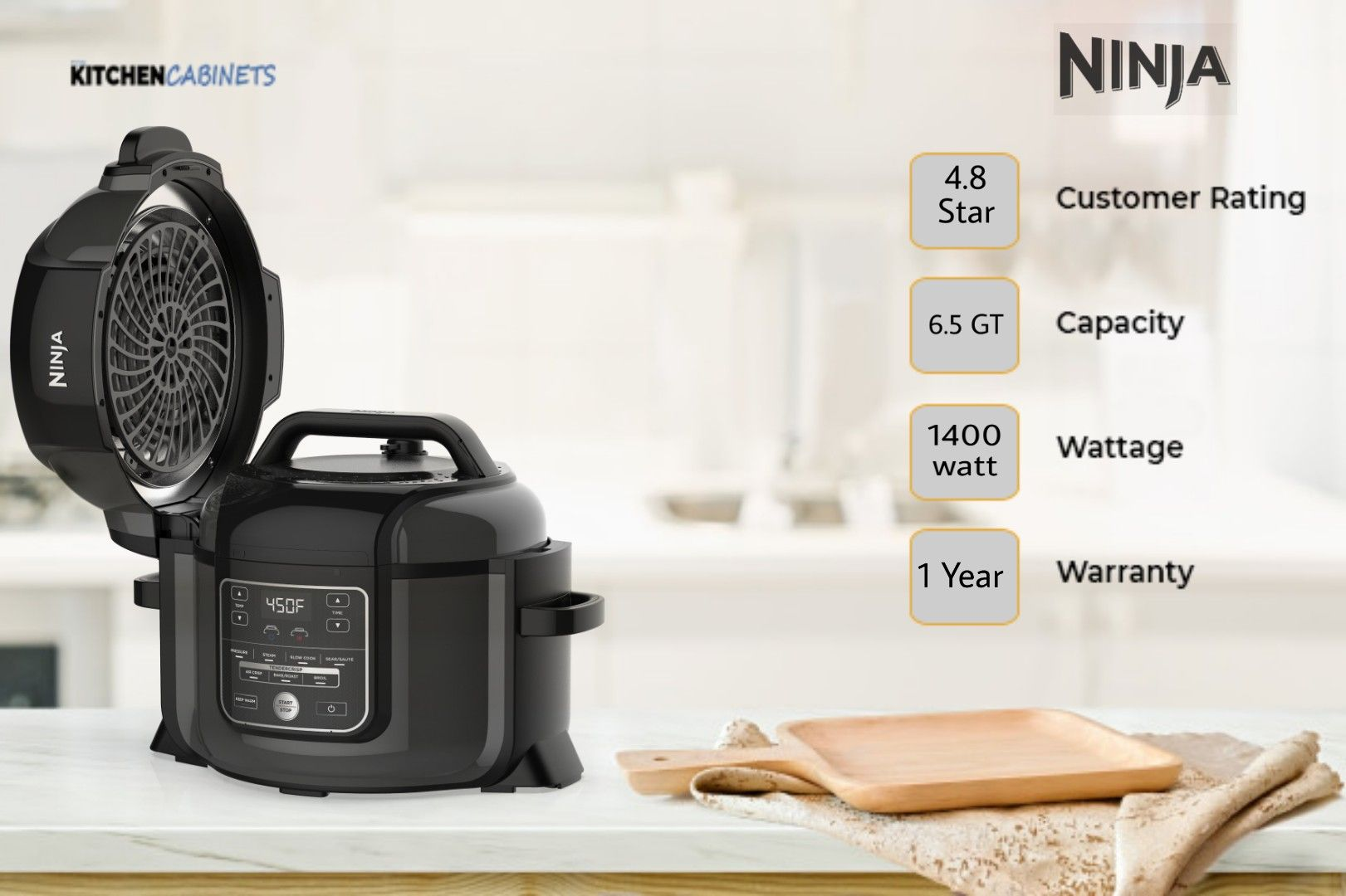 Best combination pressure cooker and Air Fryer in 2020