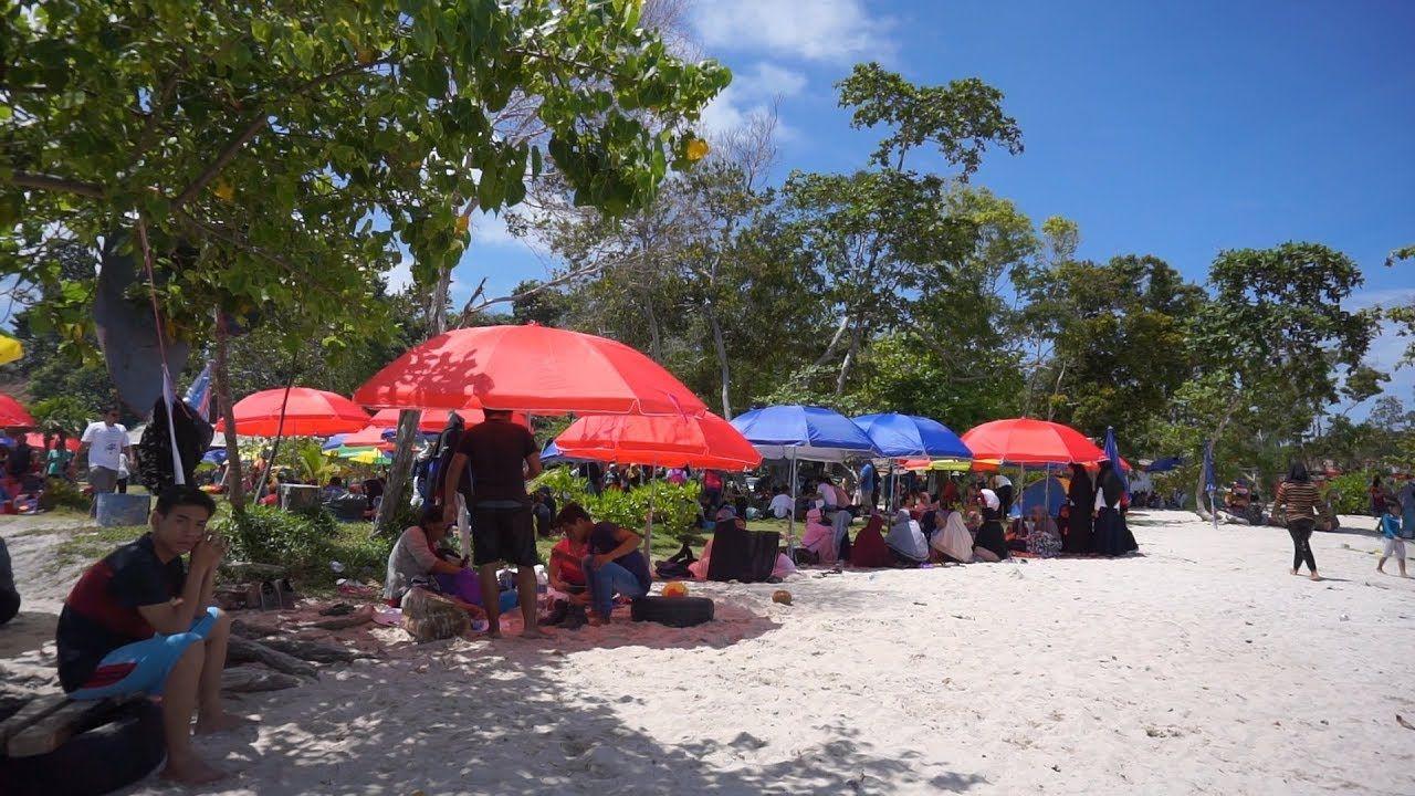Inilah Tempat Wisata Baru Di Batam Pantai Elyora Pantai