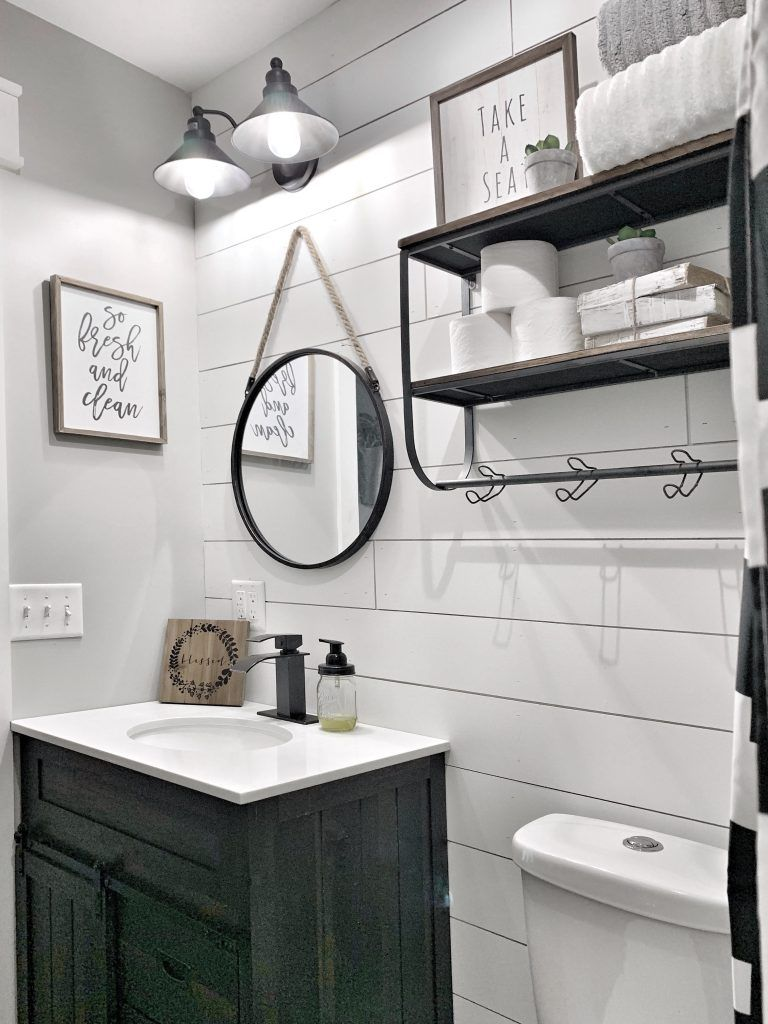 Bathroom Decor Tour Part Five With Images Bathroom Style