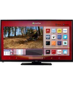 Hitachi 50HYT62U 50 Inch Full HD Freeview HD Smart LED TV.