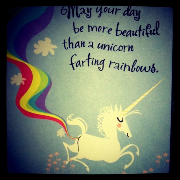 May Your Day Be More Beautiful Than A Unicorn Farting Rainbows iphone 11 case