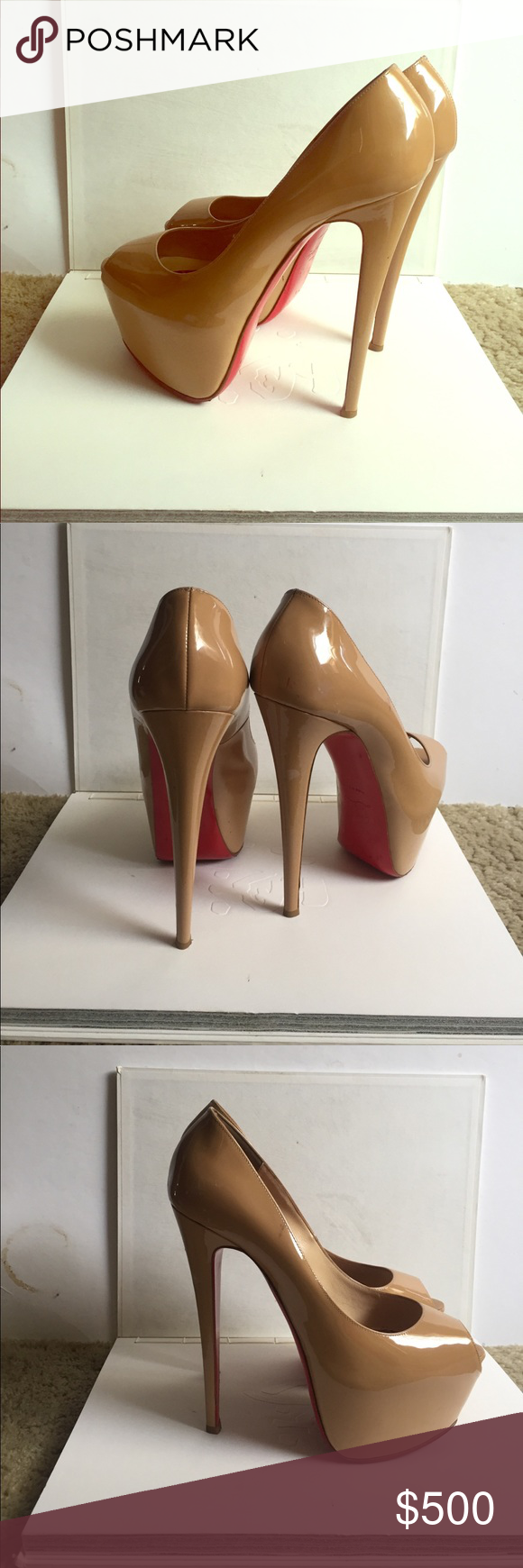 new concept ec57c 299dc Christian Louboutin Shoes The most popular