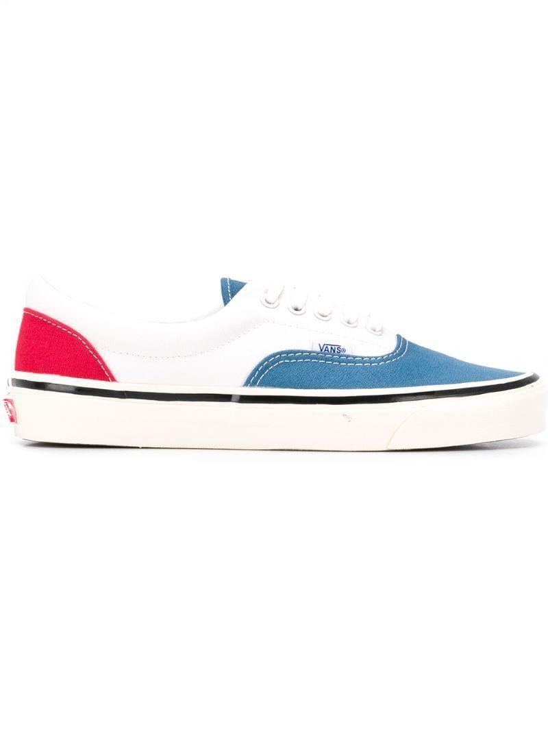 Colour block sneakers Fargeblokkering, Vans, Vans shop  Color blocking, Vans, Vans shop