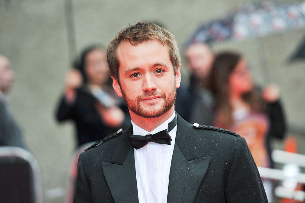 This Is What Oliver Wood From Harry Potter Is Up To These Days Sean Biggerstaff Oliver Wood Biggerstaff