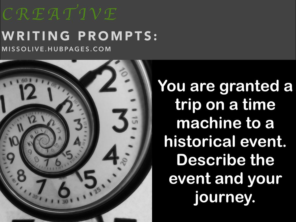Creative Writing Prompts For Kids And Teenagers Resources