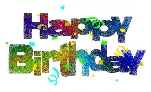 Free Happy Birthday Clip Art Printables Happy Birthday Clip Art Happy Birthday Icons Happy Birthday Clip
