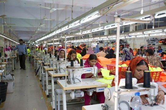 Produce factory ready-made fabrics