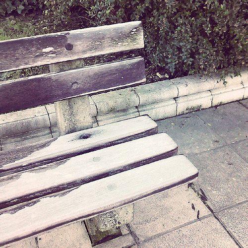 11 de la mañana.... Que frío. Yo me quiero ir a mi casa. #invierno | Flickr - Photo Sharing!