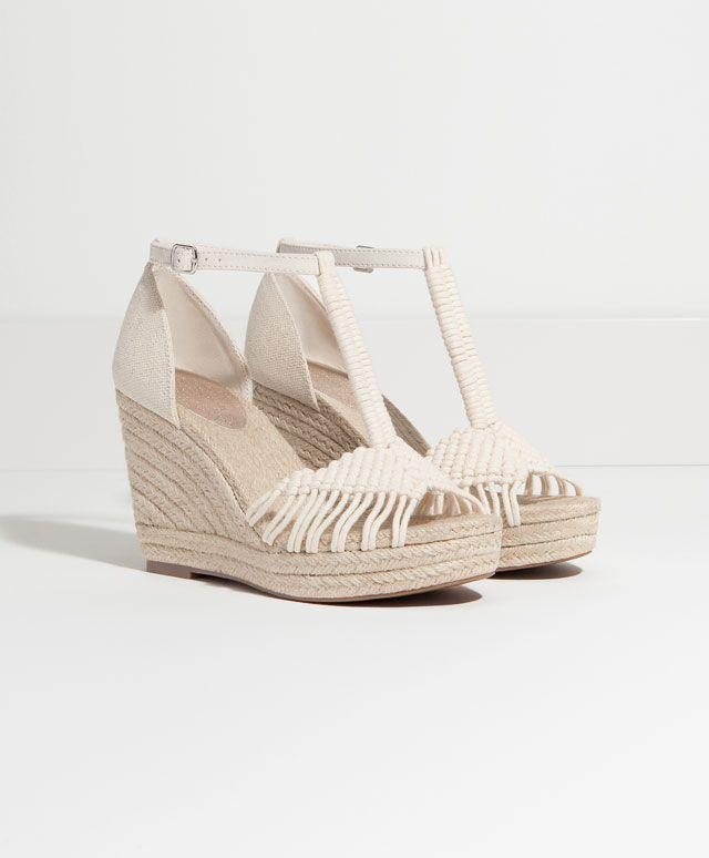 Dame Sandal Med Hæl Ideal Shoes Camel