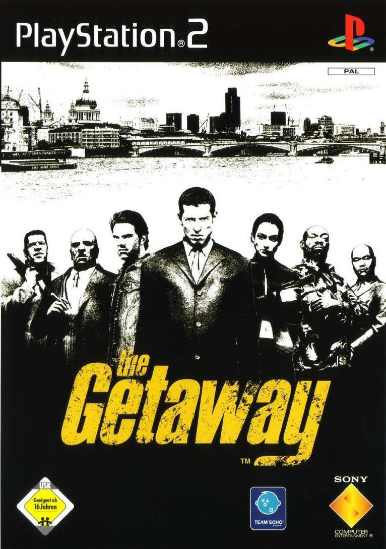 the getaway ps2 playstation 2 pinterest gaming video games