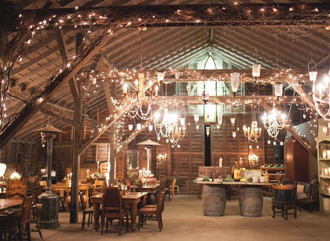 Handmade Vintage Barn Wedding Paige Geoff