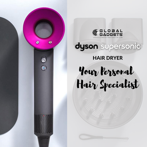 Style your hair like a famous hair specialist would, with