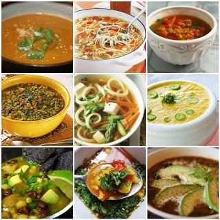 Lent Food List