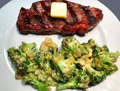 Photo of The classic Ribeye is a great steak which is perfect for Ket…