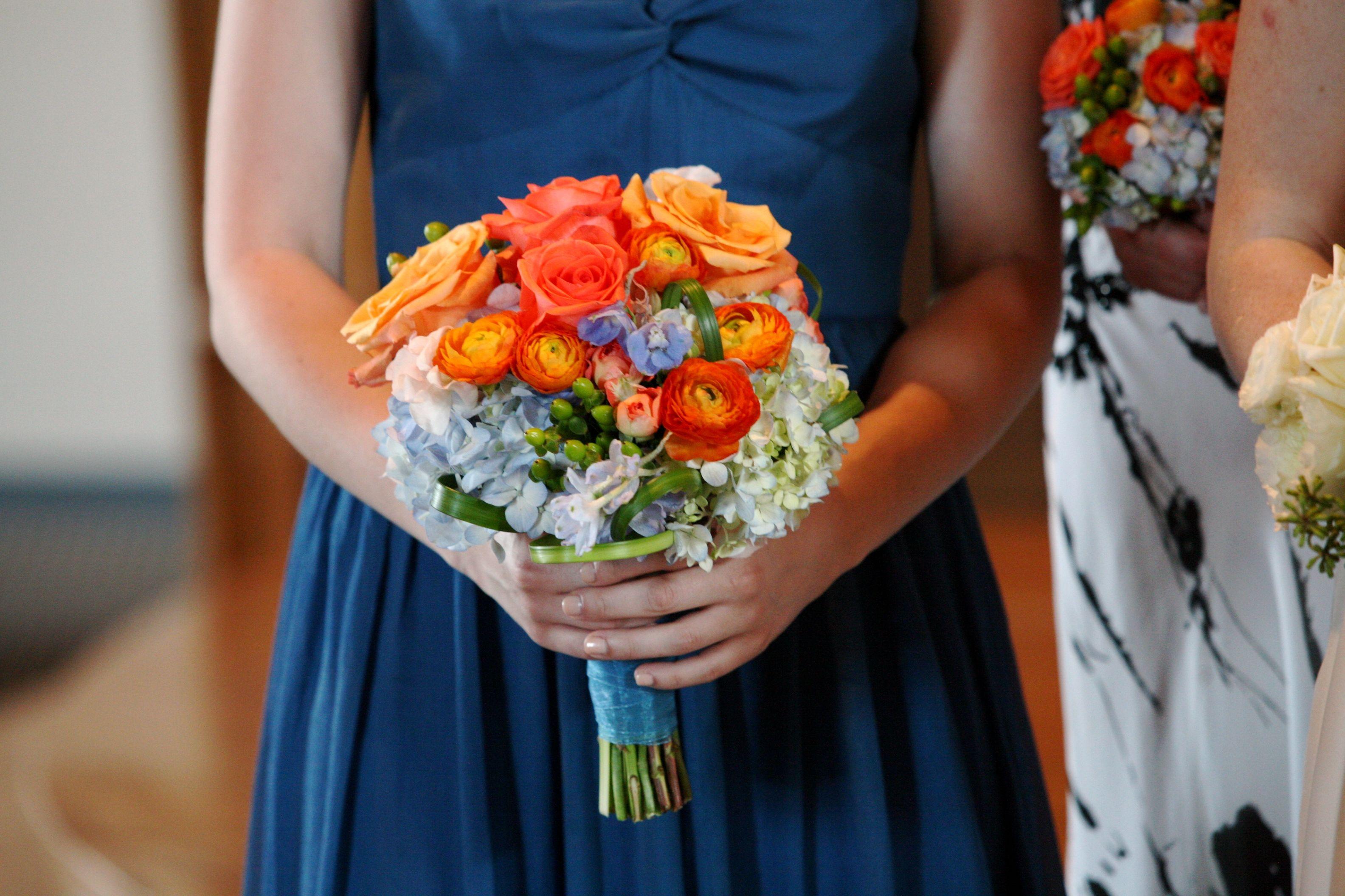 Wedding Photography Joanne Bartone Bridesmaids Flower Bouquet