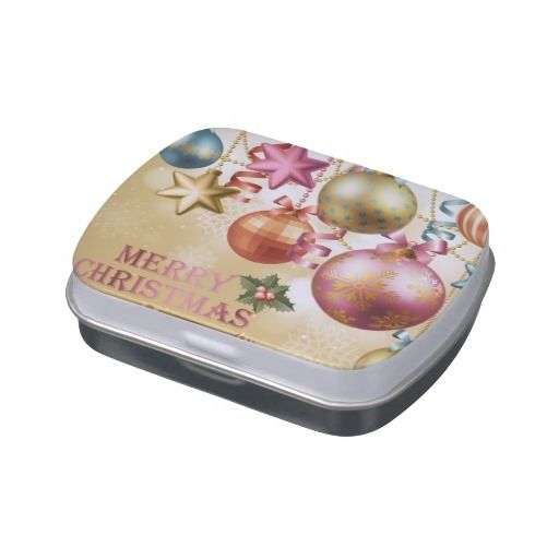 Christmas Delight Jelly Belly Tin