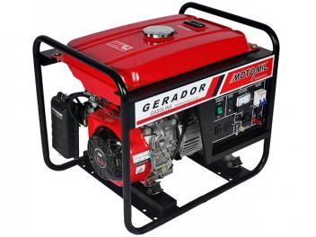 Gerador de Energia á Gasolina Motomil - MG 3000CL