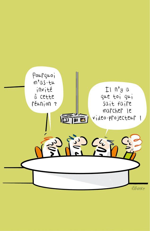 Dessin humour entreprise 1 au boulot pinterest - Dessin travail ...