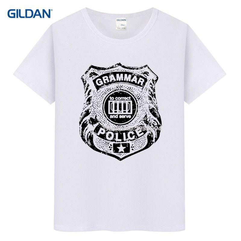 eeae863a68 Grammar Police T Shirt Funny Tee Saying Book Nerd Literary Literature  Reading English Teacher Geek Wo – Dahlias in Bloom