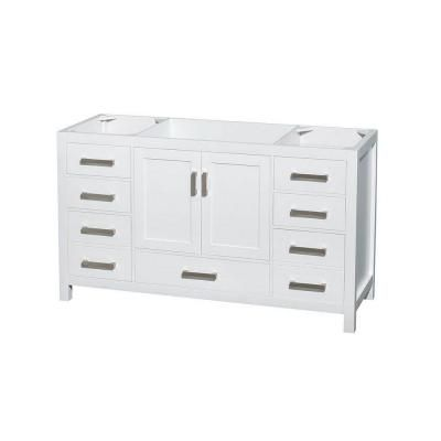 Wyndham Collection Sheffield 59 In Vanity Cabinet Only In