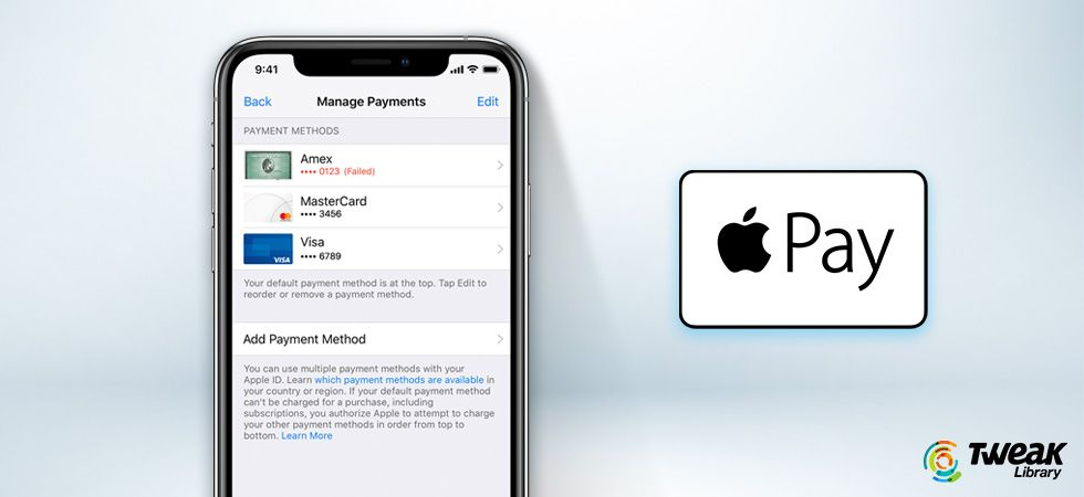 How To Fix Apple Pay Not Working Apple Pay Apple Paying