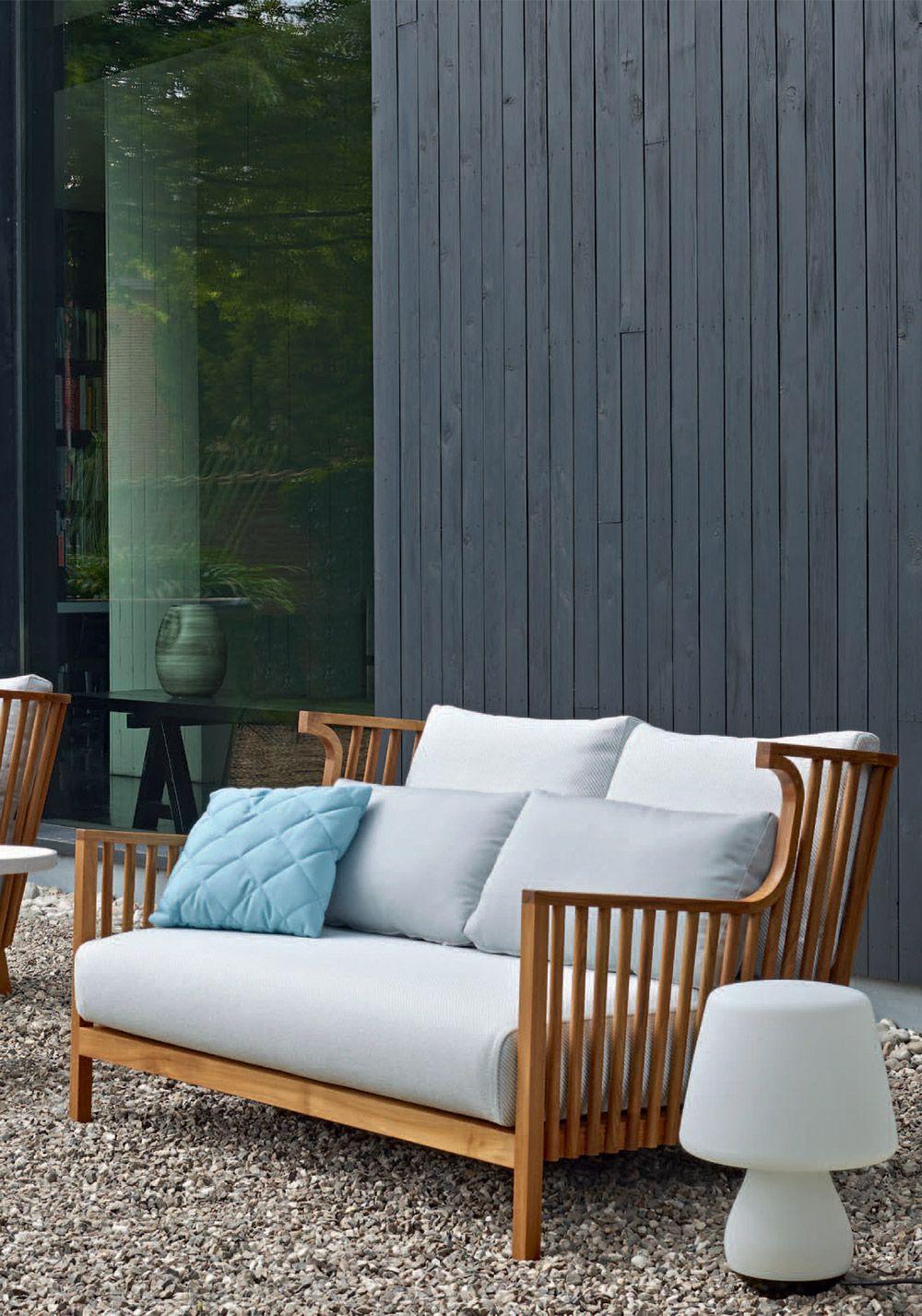 Elizabeth Loveseat Designed By Nathan Yong For Ligne Roset Available At Linea Inc Modern Furniture Los Angeles Info