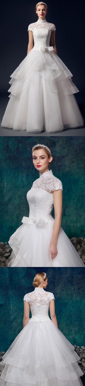 Floor length Wedding Dresses White Floorlength Wedding Dresses