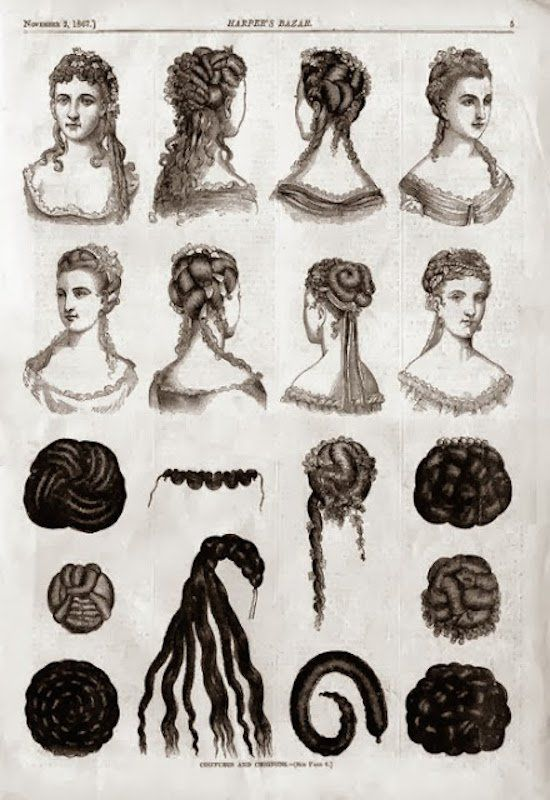 Victorian Hairstyles A Short History In Photos Whizzpast Victorian Hairstyles Historical Hairstyles Vintage Hairstyles