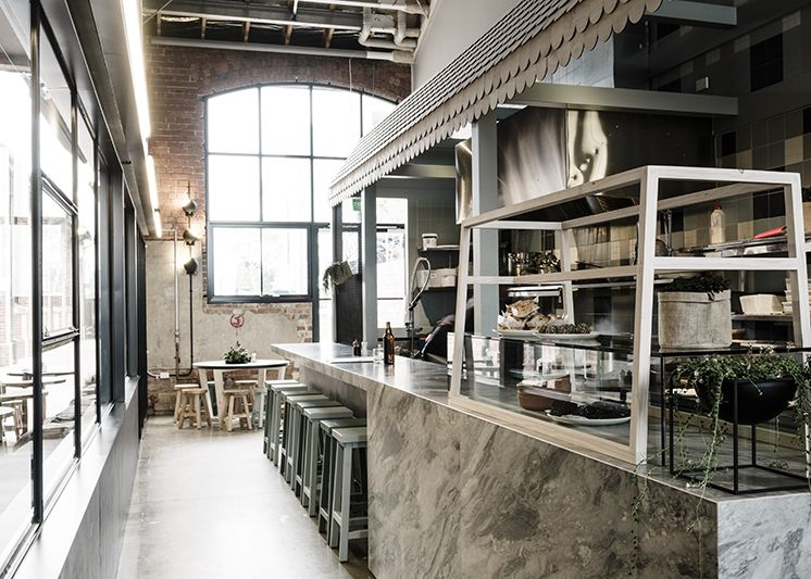 congratulations to designers studio you me for winning a high commendation for best cafe design for patch cafe at the 2014 eat drink design awards - Marble Cafe Decoration