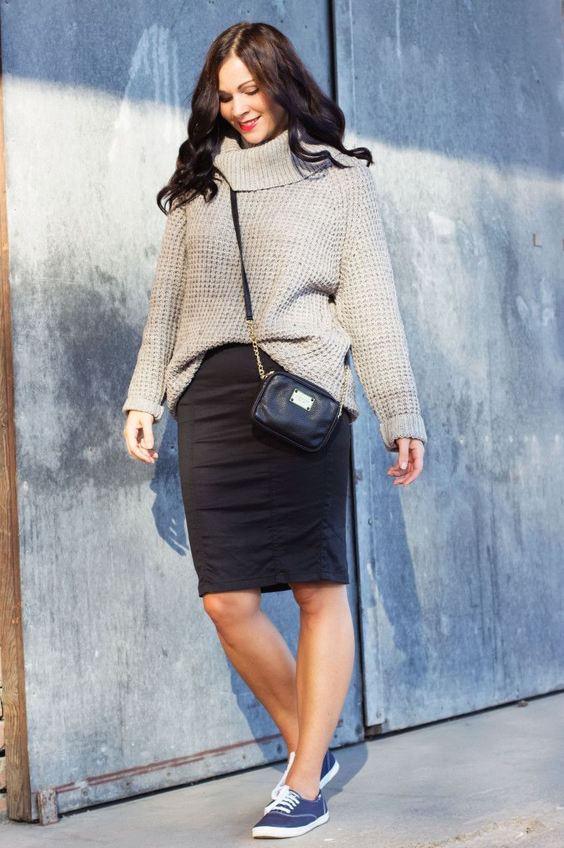 25 Ways to Pull Off Skirts and Sneakers—Without Looking Like an '80sSecretary