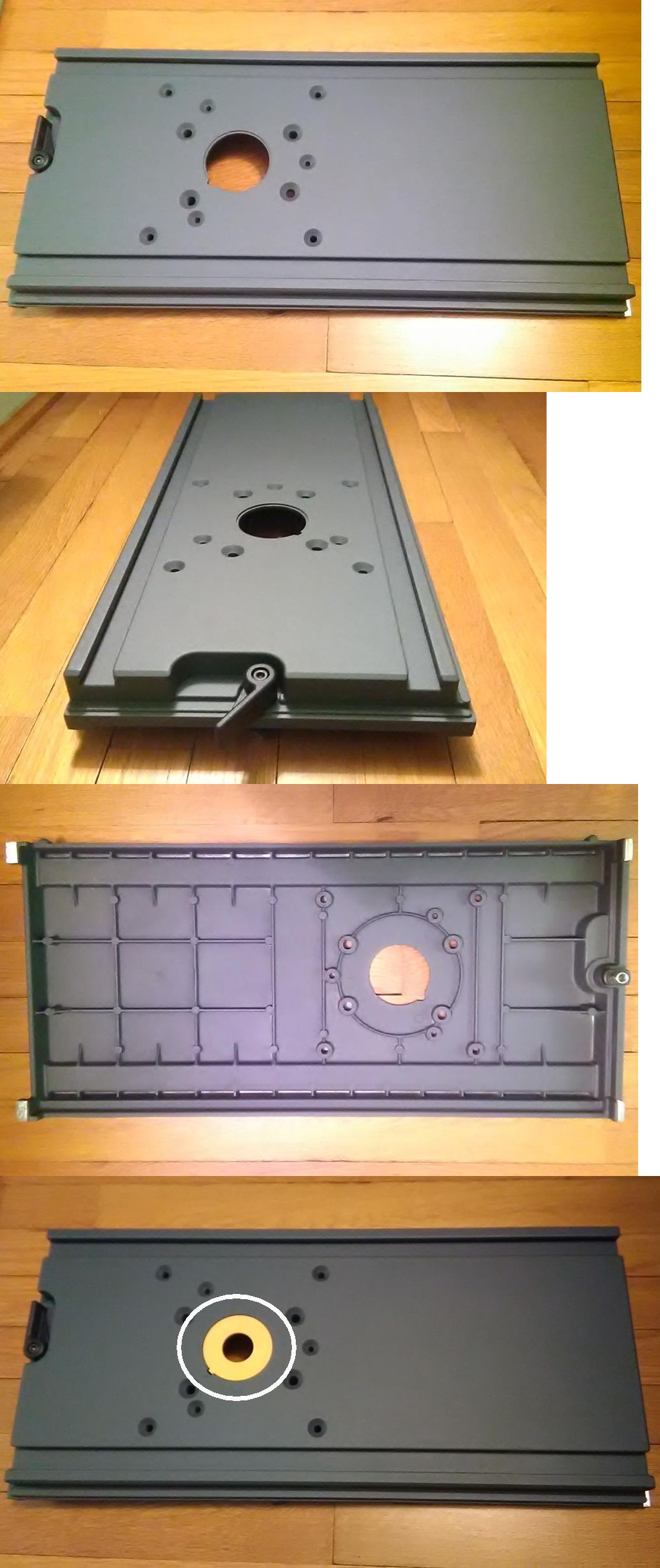 Ryobi BT3000//3100 Table Saw Bevel indicator