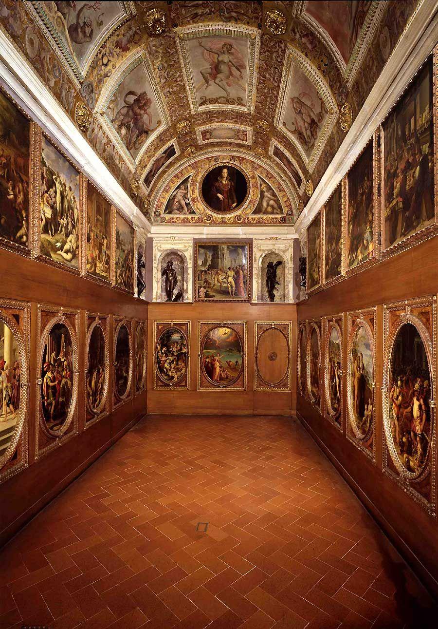 Image result for palazzo vecchio studiolo