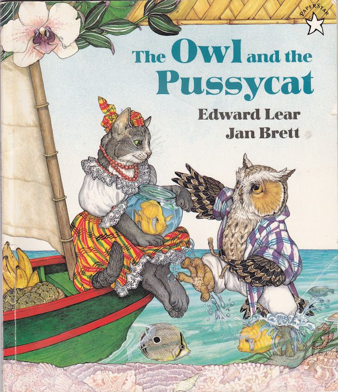 the marlowe bookshelf: The Owl and the Pussycat