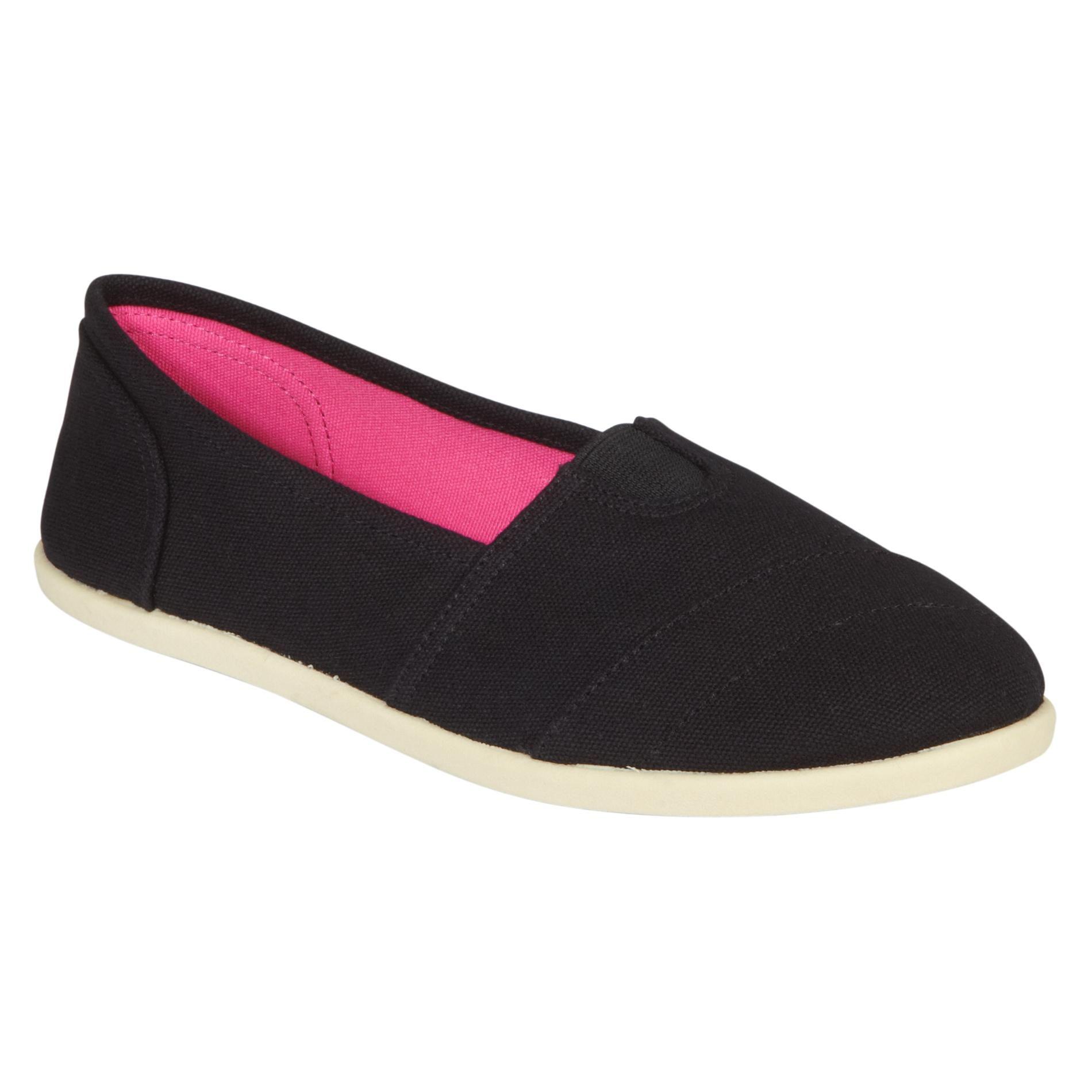 bongo s casual canvas shoe prepster black shoes