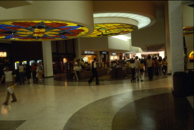 UA Cerritos Mall – Approach | 70's So Cal | Mall, Department store on