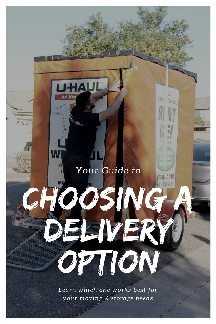 U haul delivery