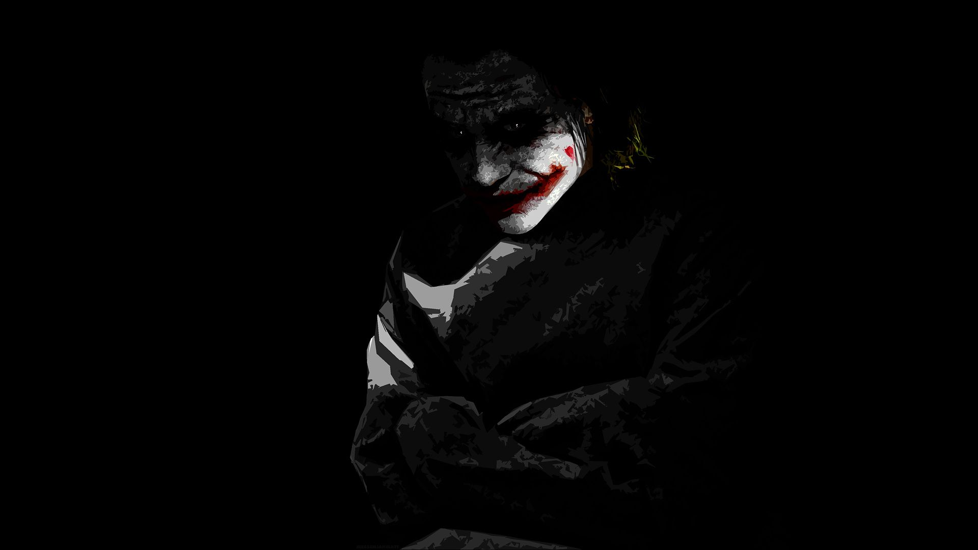 Joker Hd Wallpapers With Images Joker Hd Wallpaper