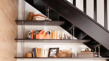 comment r nover un vieil escalier en bois escaliers en bois escaliers et ranger. Black Bedroom Furniture Sets. Home Design Ideas