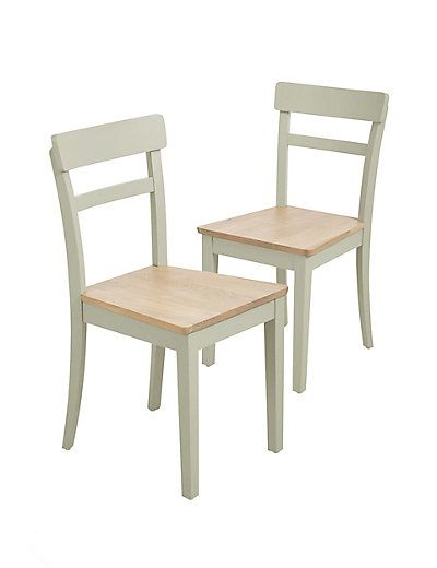 2 Set Of Brampton Dining Chairs