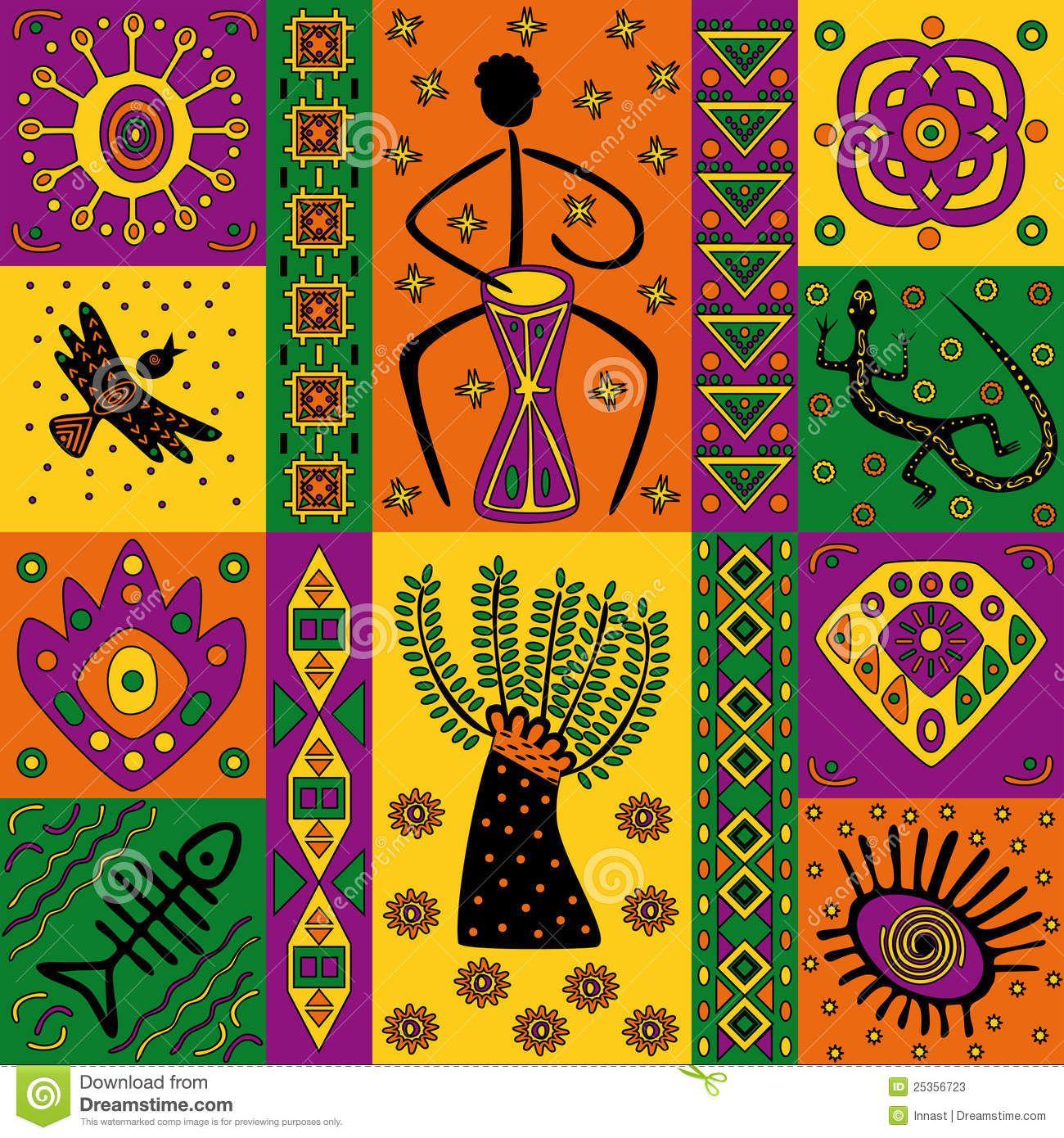 africanpattern25356723.jpg (1300×1390) African pattern