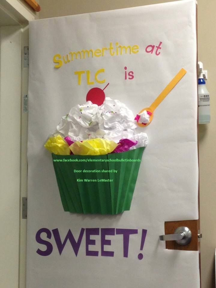 Classroom Door Decoration Ideas Summer : Classroom door ideas for summer end of the year